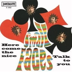 Small Faces - Here Come The Nice/Talk To You