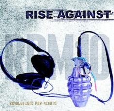 Rise Against - Rpm10 - Revolutions Per Minute