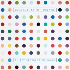 Thirty seconds to mars - Love Lust Faith + Dreams - Vinyl