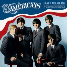 Five Americans - Early Americans