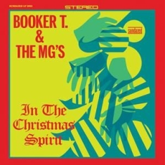 Booker T & The Mg's - Christmas Spirit