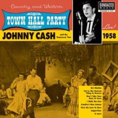 Cash Johnny - Live At Town Hall Party 1959!