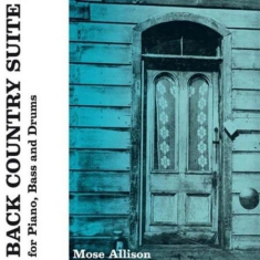 Allison Mose - Back Country Suite