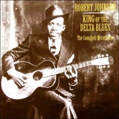 Robert Johnson - King Of The Delta Blues-The Complet
