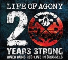 Life Of Agony - 20 Years Strong / River Runs Red /