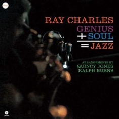 Charles Ray - Genius + Soul = Jazz (180 G)