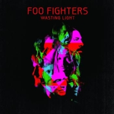 Foo Fighters - Wasting Light -Gatefold-