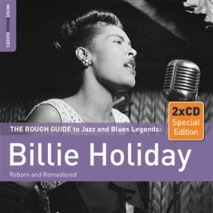 Holiday Billie - Rough Guide To Billie Holiday (Rebo