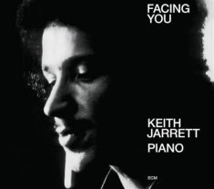 Jarrett Keith - Facing You