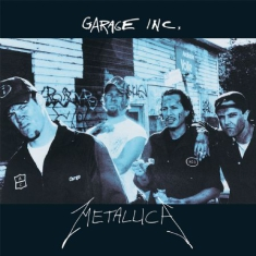 Metallica - Garage Inc (3Lp)