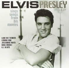 Presley Elvis - Sings Songs From The Movies