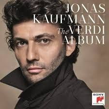 Kaufmann Jonas - The Verdi Album