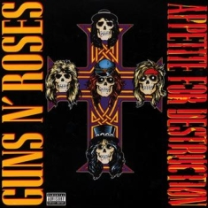 Guns N' Roses - Appetite For Destruction (180 Gram Vinyl, Reissue)