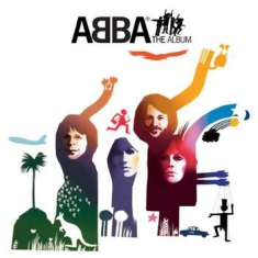 ABBA - Abba The Album - Vinyl