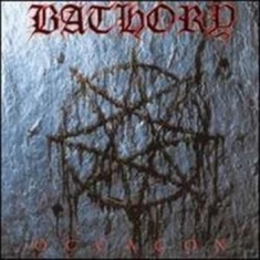 Bathory - Octagon (Picture-Disc) Reissue
