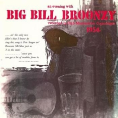 Broonzy Big Bill - An Evening With Big Bill Broonzy Lp