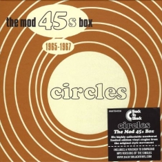Blandade Artister - Circles - The Mod 45S Box 1965-67