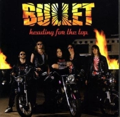 Bullet - Heading For The Top - Gatefold