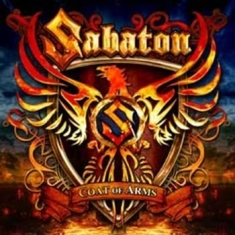 Sabaton - Coat Of Arms - Lp