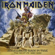 Iron Maiden - Somewhere Back In Time Best Of 1980