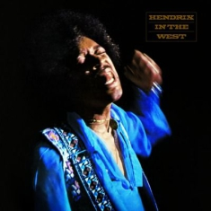 Hendrix Jimi - Hendrix In The West