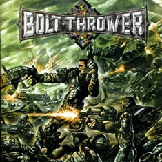 Bolt Thrower - Honour Valour Pride (2Lp)