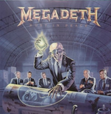 Megadeth - Rust in Peace (180g LTD)