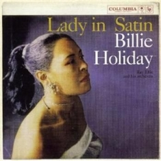 Holiday Billie - Lady In Satin