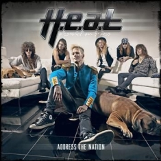 H.E.A.T. - Address The Nation