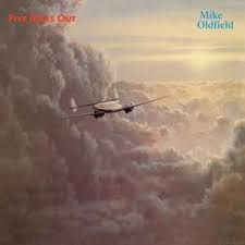 Oldfield Mike - Five Miles Out - Vinyl