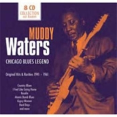 Waters Muddy - Chicago Blues Legend