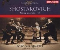 Shostakovich - String Quartets 1 - 13