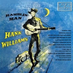 Williams Hank - Ramblin' Man