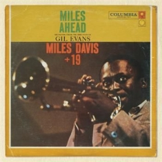 DAVIS MILES - Miles Ahead (Original Columbia Jazz