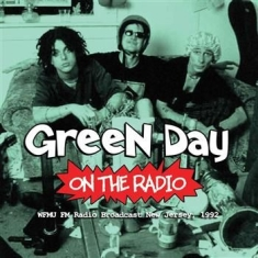 Green Day - On The Radio (Wfmu Radio Broadcast