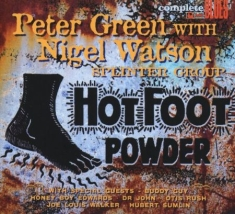 Peter Green - Hotfoot Powder