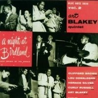 Art Blakey - Night At Birdland 2 i gruppen CD / Jazz/Blues hos Bengans Skivbutik AB (505059)