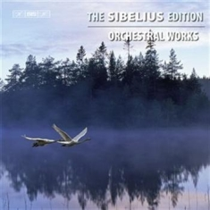 Sibelius - Edition Vol 8, Orchestral Music