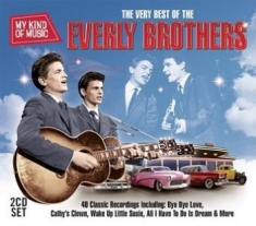 The Everly Brothers - My Kind Of Music: The Everly Brothe