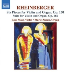 Rheinberger, Joseph - Music For Violin & Organ