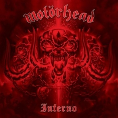 Motörhead - Inferno (30Th Anniversary)  (Cd+Dvd