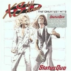 Status Quo - Xs All Areas/Greates