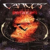 Cancer - Spirit In Flames i gruppen CD / Hårdrock/ Heavy metal hos Bengans Skivbutik AB (508171)