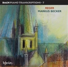 Bach - Piano Transcriptions Vol 7