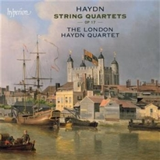 Haydn - String Quartets Op 17 (2Cd)