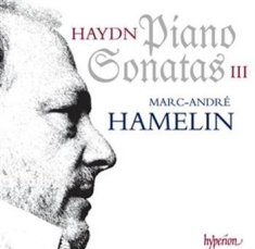 Haydn - Piano Sonatas Vol 3