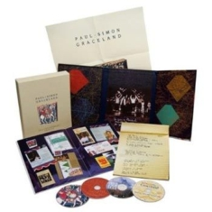 Paul Simon - Graceland 25Th Anniversary Collecto