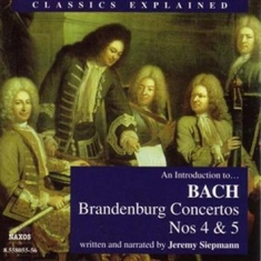 Bach - Introduction To Brandenburg