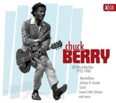 Chuck Berry - All Hits And Rarities 1955-1960