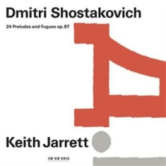 Shostakovich, Dimitri - 24 Preludes And Fugues